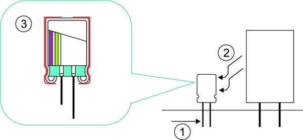 Факторы, влияющие на нагрев конденсатора