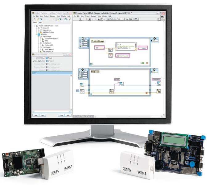 LabVIEW Embedded
