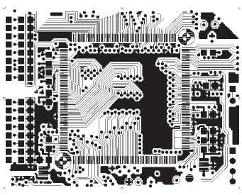 Рис. 13. Через дистрибьютора можно запросить рекомендации по улучшению EMC для вашего дизайна печатной платы