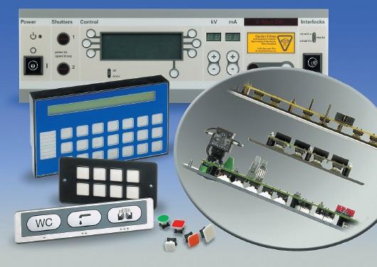 Примеры применения компонентов EAO AG