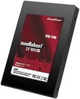 Промышленный накопитель SSD компании InnoDisk