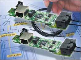 Fast Ethernet медиаконвертор на основе SPFEIM100_G