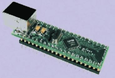 Рис. 7. Внешний вид модуля DLP-2232M