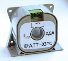 Внешний вид датчика тока–реле ДТТ-03ТС