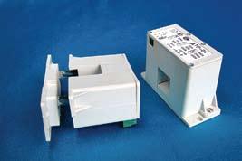 Разъемный датчик тока под круглую шину ДТР-01