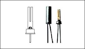 Резонаторы кварцевые термочувствительные РКТ206 и РКТВ206