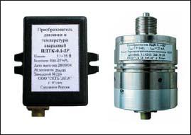 ПДТК-01 и ПДТК-Р в пластмассовом и металлическом корпусах