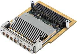 Конструктивное исполнение модуля цифро-аналогового преобразования сигналов FMC-520