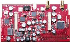 Внешний вид модуля расширения HTG-FMC-DA-AD