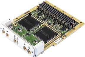 Конструктивное исполнение модуля   преобразования сигналовADC512
