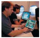 Терминальные коммуникационные устройства для пассажиров