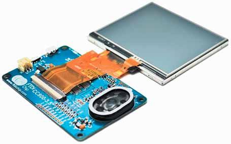 Отладочный комплект VM800 Сxx-D