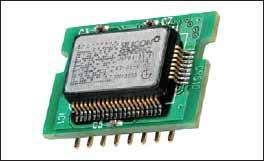 Датчик угловой скорости CRS10 компании Silicon Sensing