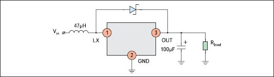 DC/DC-преобразователь напряжения на основе микросхемы К1446ПН27