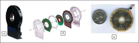 Примеры датчиков, созданных на основе технологии NCAPS BEI Duncan
