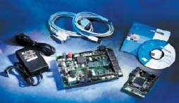 Внешний вид набора разработчика AT43DK380