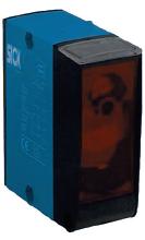 Рис. 3. Внешний вид датчиков серий DT60/DL60/DS60 с лицевой стороны