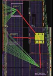 Пример размещения компонентов втестовом проекте