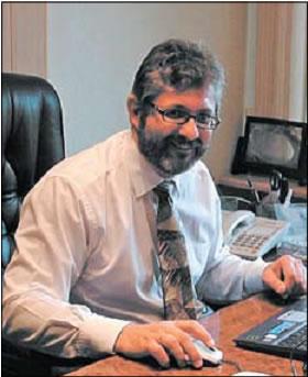 Андрей Огневский, вице-президент группы компаний «симметрон»