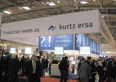 ERSA на выставке Productronica 2011