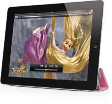 Режим видео на iPad Apple