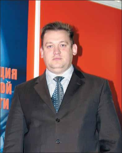 Александр Гриневич, генеральный директор«Диал Электролюкс»
