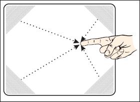 Емкостная сенсорная панель