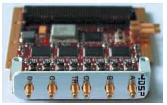 Внешний вид модулей аналого-цифрового преобразования сигналов FMC103 и FMC104