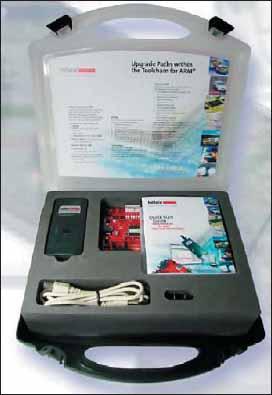 Стартовый комплект аппаратно-инструментальных средств Hitex для ARM