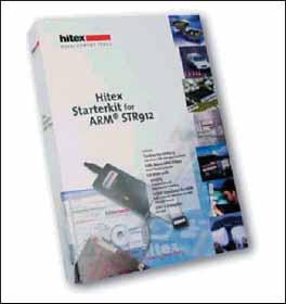 Стартовый комплект для микроконтроллера STR912