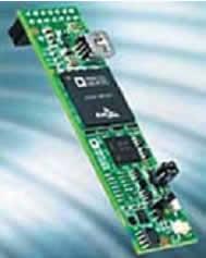 USB-эмулятор для процессоров Blackfin с питанием от шины USB