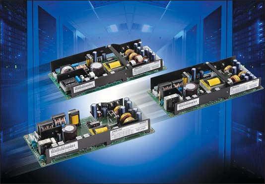 Рис. 5. Конструкции компактных источников питания AC/DC серии ZWX  в формате ATX