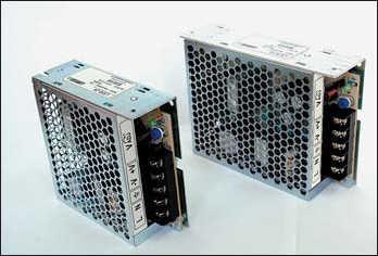 Рис. 6. Компактные модули питания серии LS - невысокая цена при высокой надежности