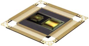 Микропроцессор ATF697FF с реконфигурируемой периферией