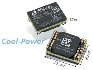 DC/DC-конвертеры Picor семейства Cool-Power