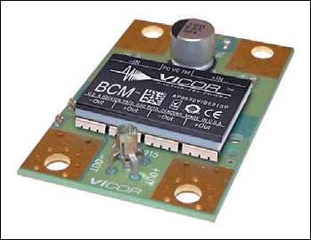 Рис. 1. Тестовая плата с модулем BCM