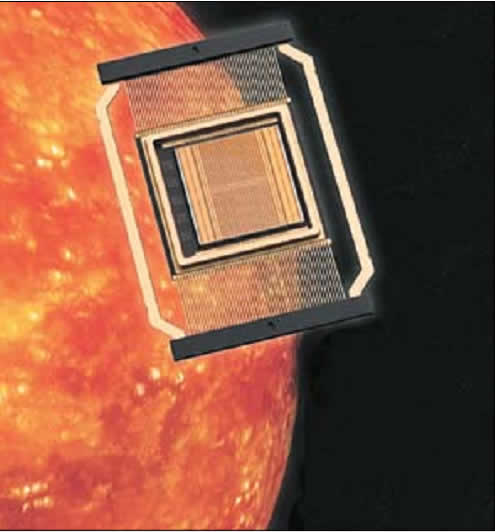 Новый чип статической памяти повышенной емкости SRAM Monolithic от компании BAE