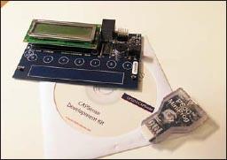 Отладочный набор CY3212-CapSense
