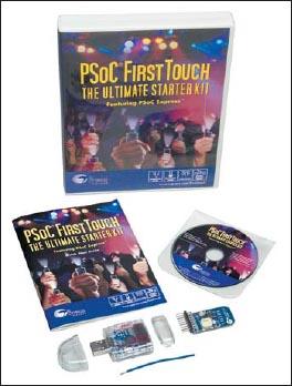 Отладочный набор PSoC FirstTouch Starter Kit