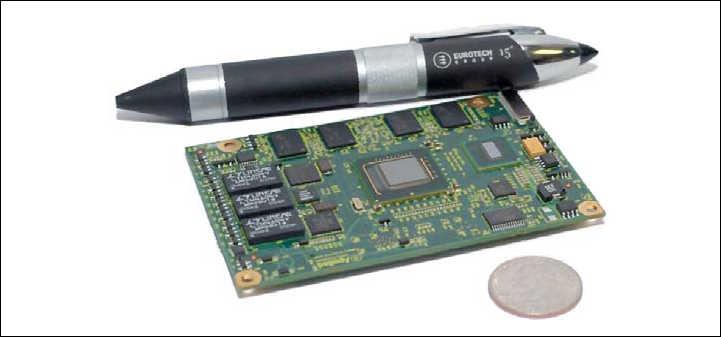 Рис. 2. Внешний вид процессорного модуля Catalyst