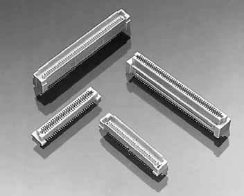 Разъемы семейства FH с шагом 0,8 мм