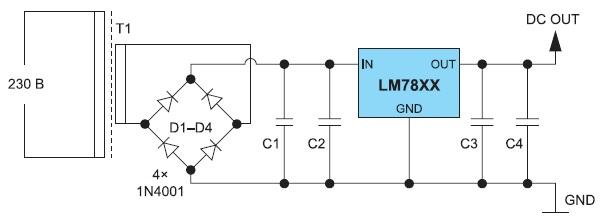 Зарядное устройство с энергоемким линейным регулятором