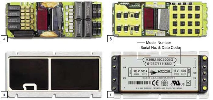 Конструкция модуля второго поколения