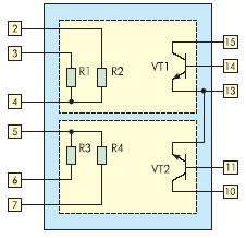 Схема электрическая РБПН001