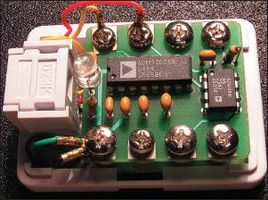 Рис. 38. Фотография устройства преобразователя RS-232↔RS-485/RS-422
