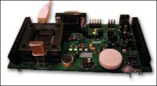 Набор разработчика STK525