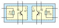 Схема электрическая BB4130/BB4131 и ДТПТ1