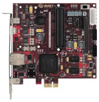 Конструктивное исполнение модуля Xilinx Spartan-6 FPGA  LX75T Development Board
