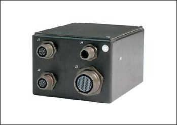 Рис. 2. Защищенный 5-портовый коммутаторEthernet DuraNet 1059 для транспорта и авиации