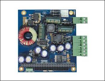 Рис. 7. Источник питания ACS-5151 в формате PC/104для автомобильного транспорта